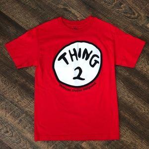 Thing 2 Universal Studios T-Shirt